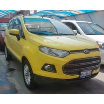 Ford Ecosport Titanium 2014 Aut. Reestrenela