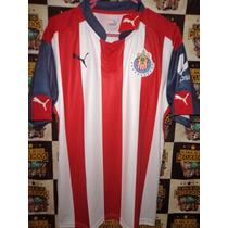 Camiseta Guadalajara Chivas Puma 2016-17 Original