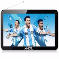 Tablet Android 7 Tv Analógica Hd + Funda Con Teclado Gratis
