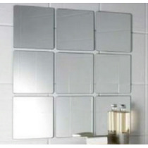 Espelho Montável Pra Banheiro