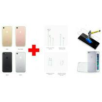 Iphone 7 32gb Sumergible En Caja + Regalos Ultimo Disponible