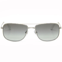 Óculos De Sol Vogue Vo 3789-s 323/11 Metal Prata