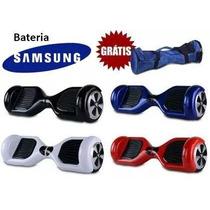 Hoverboard Skate Elétrico Scooter Bateria Samsung