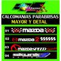 Calcomanias Parabrisas Al Mayor Y Detal
