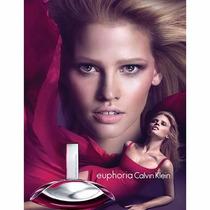 Perfume Euphoria 100ml Edp Feminino Calvin Klein Fem Origina