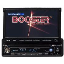 Dvd Retratil Booster 9680 Gps Tv Ipod Usb Sd