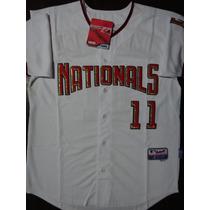 Camiseta Nationals Washington !!!