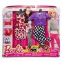 Barbie Fashions Look 2-pack Fashionistas Cartela Roupa Style