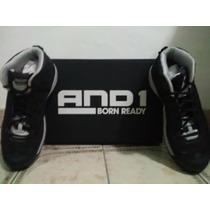 Zapato And1 Fantom Importado De Usa
