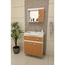 Gabinete / Armário Banheiro Carrara