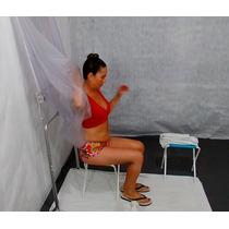 Sauna Vapor Ayurvédica Móvel Cigana | Modelo Inédito