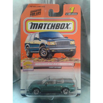 Matchbox - Mercedes Benz Clk Convertible De 1999 En Blister
