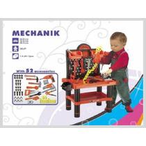 Banco Infantil De Mecanico