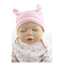 Muñeca Bebe Reborn Todo De Silicon 58 Cm Sobre Pedido
