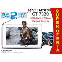 Tablet Genesis Gt-7320 / Tv Digital/ Capa E Pelicula Grátis