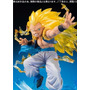 Dragon Ball Z Gotenks Super Sayayin 3 Entrega Inmediata