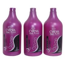 Progressiva Cristal Hair Look Original Kit Selagem -promoção