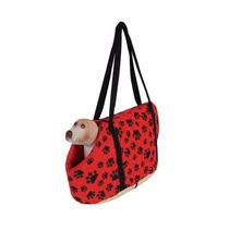 Bolsa De Transporte Para Cães E Gatos Confortável