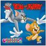 Livro Infantil Licenciados C/ Quebra Cabeça Tom E Jerry