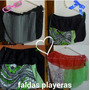 Faldas Playeras