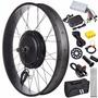 48v 1000w Kit Para Bicicleta Eléctrica 26 Pulgadas Rueda Fat