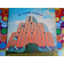 El Gran Combo Lp De Punta A Punta