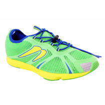 Newton Tri Racer Lime/yellow Running Shoes Triatlon