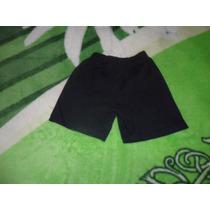 Ropa Infantil Short Deportivo Con Resorte