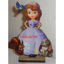 Souvenirs Princesa Sofia En Fibrofacil