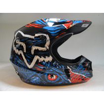 Casco Fox V1 Creepin - Bondio Sport
