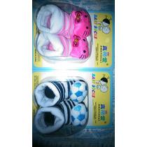 Hermosos Zapatos Tipo Medias Para Bebes