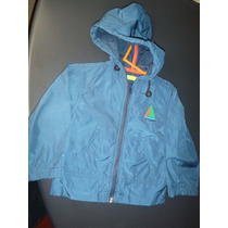 Chaqueta Impermeable Talla 18 Meses Kid Cool