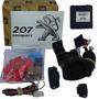 Kit De Alarma Peugeot 207 Compact Con Cierre Centralizado