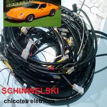 Chicote Elétrico Puma Completo C/esquemas (de Motor Fusca )