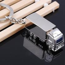 Chaveiro Caminhão Truck Scania Volvo Mercedes Em Metal