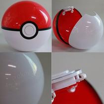 13modelo Botão Real Pokebola Pokemon Pokeball - Tamanho Real