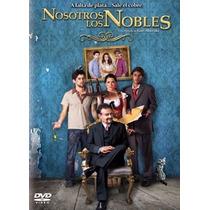 Nosotros Los Nobles Pelicula Dvd