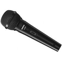 Micrófono Dinámico Shure Sv200 Sv-200 Switch Nuevo Garantía