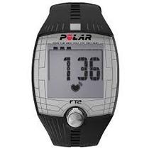 Reloj Polar Ft2 Negr Para Fitness Gym Spinning Cardio Correr