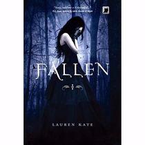 Livro Fallen - Lauren Kate - Volume 1 - Novo - Frete 8,00