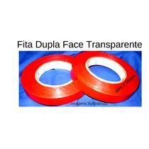 Fita Adesiva Dupla Face Uso Prótese Capilar Transparente 50m