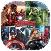 Arma Tu Paquete De Desechables Para Fiesta Avengers Age Of U