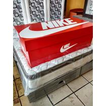 Zapatera Nike Roja Gigante 40 Pares 1.20x.60 Envio Gratis
