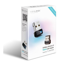Antena Tp-link Wifi Usb Tarjeta Mini Receptor 150mbps Wn725n