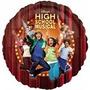 Globo Metalizado High School Musical De 18 Pulgadas