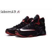Zapatillas Botines Nike Air Jordan Lebron 13 Deporte Baket
