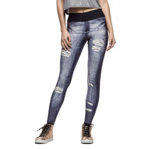 Calça Live! Fusô Free Spirit Jeans (legging Jeans)