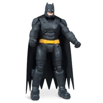 Boneco Batman Armadura 55cm Grande Bandeirante
