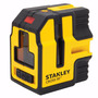 Nivel Láser Autonivelante Stanley Cross 90° + Lineas En Cruz