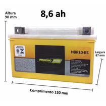 Bateria De Moto 8,6 Amp Ytz 10s Hornet Cbr R1 R6 Bmw Selada